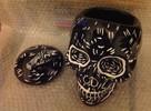 Pojemnik na ciastka czaszka, skull - 6