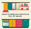 Montaż mebli kuchennych - sprzedaż / wymiana blatów