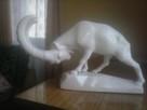 Figurka porcelanowa Kozła