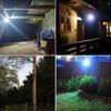 Lampa Solar 120LED.CZUJNIK RUCHU.Reflektor Solar.HALOGEN - 8