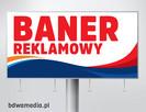 Druk banerów reklamowych, baner sprzedam, plandeka Płock