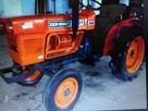 Ciągnik ogrodniczy KUBOTA 1501 DT