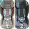 Pranie i czyszczenie wózków dzieciecych / fotelików samochod - 1