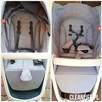 Pranie i czyszczenie wózków dzieciecych / fotelików samochod - 2