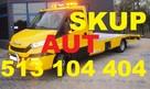 ✅Skup Aut Malbork Nowy Dwór Gdański Stare Pole 513104404