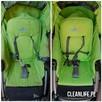 Pranie i czyszczenie wózków dzieciecych / fotelików samochod - 4