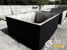 Zbiorniki betonowe na deszczówkę / szambo betonowe 6m3 Toruń
