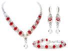 Biżuteria Ślubna Swarovski - rewelacja - 7