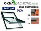 Okno dachowe tlp 78x140cm PCV