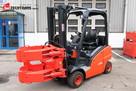 Używany wózek widłowy Linde H20 T Sprzedam PUPH Techtrans - 1
