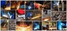 Spawanie, konstrukcje stalowe, obróbka metali