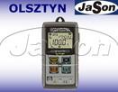 Logger rejestrator napięcia i prądu AC 3 kanałowy - KYORITSU