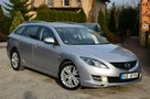 Mazda 6 2.0B 147KM, Z Niemiec, Gwarancja Przebiegu, Bose, Super Stan
