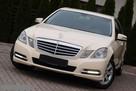 Mercedes E 200 / LIFT / 2.2CDi 136KM / Bezwypadkowy / Serwis / STAN PERFEKCYJNY !!!
