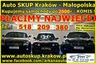 NAJLEPSZY www.autoskup.krakow.pl SKUP AUT KRAKÓW 518 209 380 - 2