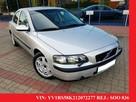 Volvo S60 2.4 TURBO BENZYNA * półskóry * manual * serwisowana * warszawa