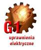 Uprawnienia ELEKTRYCZNE Szkolenie+Egzamin SEP G1 - 1
