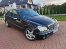 Mercedes w203 2.7 cdi sedan czarny metalik manual 6 biegow