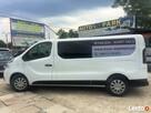 Renault Trafic LONG 1.6 DCI /TEMPOMAT/KLIMATYZACJA - WYPOZYCZALNIA BUSÓW 9 OSOBOWYCH