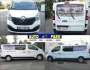 Renault Trafic LONG 1.6 DCI /TEMPOMAT/KLIMATYZACJA - WYPOZYCZALNIA BUSÓW 9 OSOBOWYCH - 2