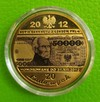 Zagadka Banknot Moneta 20 PRL 100 200 5000 1000 Milion ZŁOTO - 7