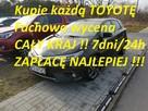 Skup Toyota Kupię Każdą Toyotę - 3