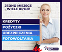 Kredyty, pożyczki, ubezpieczenia, punkt opłat Sandomierz