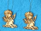 Aniołek na złotej nitce anioł amorek na złotej nitce amor