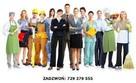 Pracownicy z Polski 48 godzin i Ukraina, Uzbekistan, Filipin