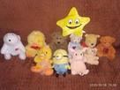 Zabawki maskotki przytulanki pluszaki