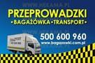 Bagażówka Gdańsk 500 600 960 - 1