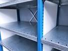 REGAŁ 60x260x303cm/21p Metalowy Magazynowy Półkowy Garażowy-
