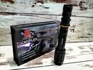 LATARKA X-BALOG TAKTYCZNA X2000 ZOOM LED + ŁADOWARKI - 4