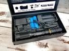 LATARKA X-BALOG TAKTYCZNA X2000 ZOOM LED + ŁADOWARKI - 5