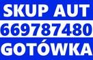 Skup Aut t.669787480 Kościerzyna okolice kupię każde auto