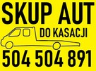 Złomowanie t.504504891 Kasacja Skup Aut Starogard Gdański
