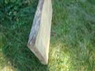 Płyta z drzewa lipowego dla rzeźbiarza. - 2