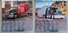 Ciężarówki American trucks kalendarz 2021 moto