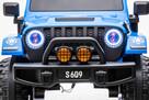 NOWOŚĆ Pojazd JEEP GRAVITY Strong 24V do 60 kg - 6