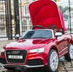 Auto Na Akumulator Audi RS5 Lakierowane składany daszek