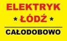 Elektryk Łódź od 49zł - Awarie - Szybki Dojazd - GWARANCJA