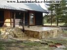 ogrodzenia z kamienia, elewacje z kamienia, kamieniarz, piaskowiec,prace z kamienia,wyroby z piaskow - 3