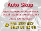 SKUP AUT POZNAŃ 507-33-46-33 www.skupautpoznan.entro.pl Poznań