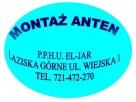 Montaż anten satelitarnych naziemnych tel 721472270 Łaziska Górne