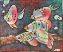 Okaza! Super cena! Obrazy olejne ręcznie malowane na płótnie - 4