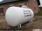 Zbiorniki gazowe(propan- butan) na własność. Brzeg Dolny