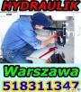 Hydraulik w dobrej cenie Warszawa