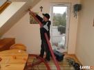 Ocieplanie poddaszy - skosy - mieszkania i domki - blow-in Olsztyn