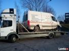 TRANSPORT NISKOPODWOZIOWY DO 23 TON, Transport Lawetami 6X2 - 8