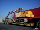 TRANSPORT NISKOPODWOZIOWY DO 23 TON, Transport Lawetami 6X2 - 6